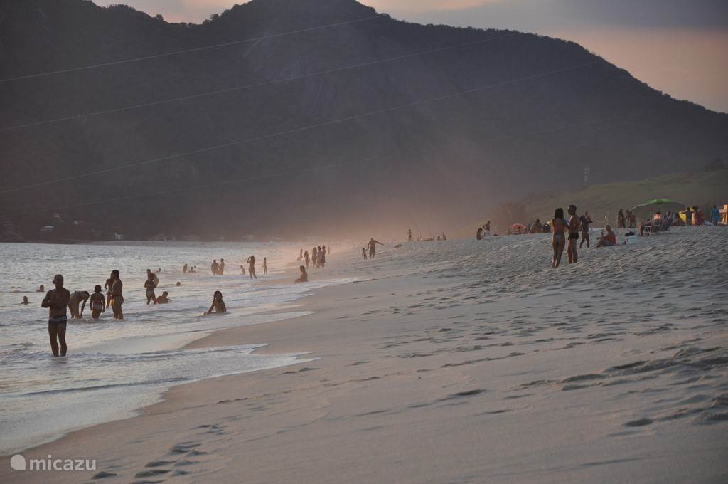 Strand van Itaipuaçu