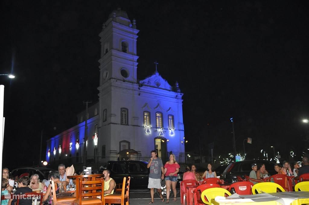 Het centrum van Maricá, op 20 minuten.