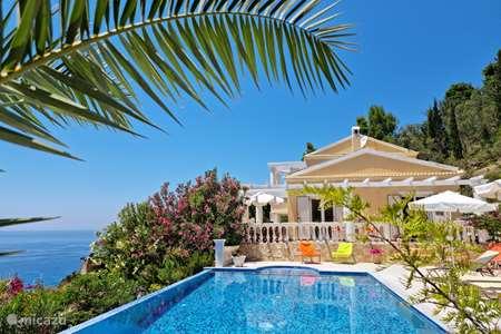 Vacation rental Greece – villa Villa Liakada