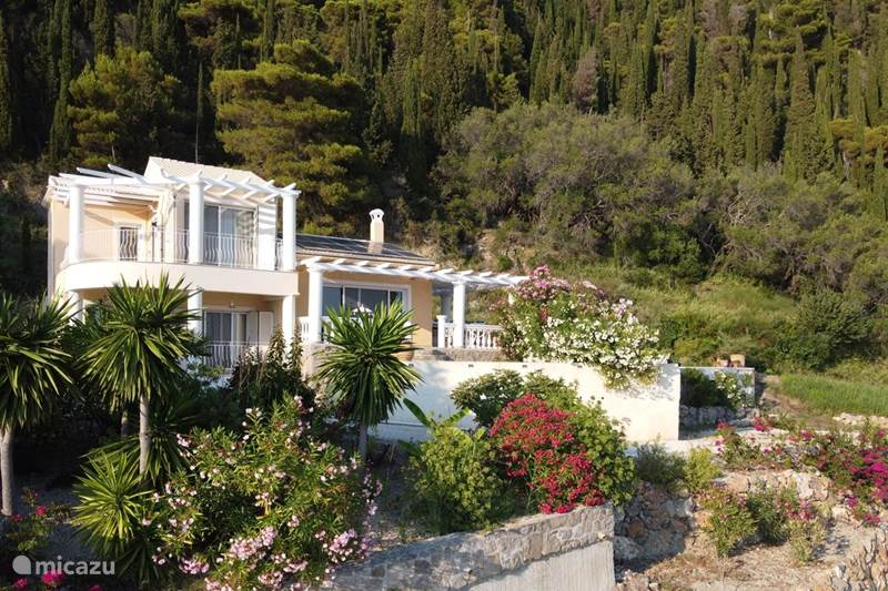 Vakantiehuis Griekenland, Corfu, Agios Gordios Villa Villa Liakada