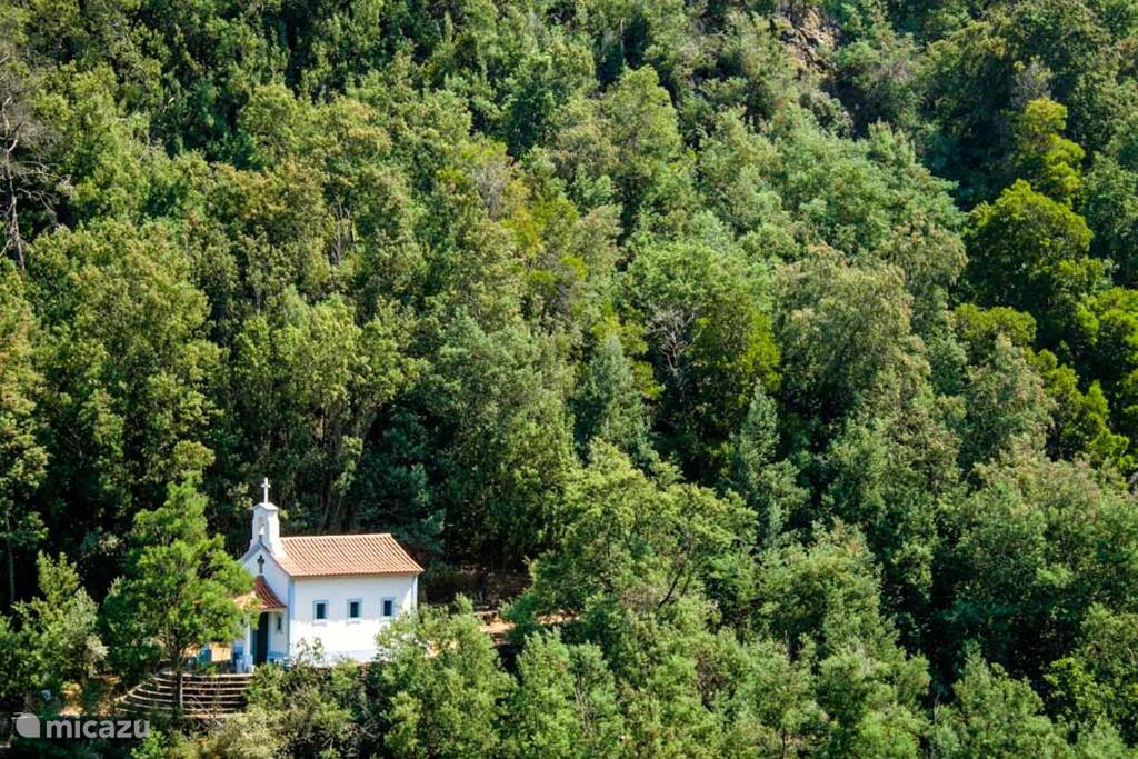 Vele wandel gebieden te vinden in de omgeving van Ribamar. Kleine kerkjes en pittoreske dorpjes