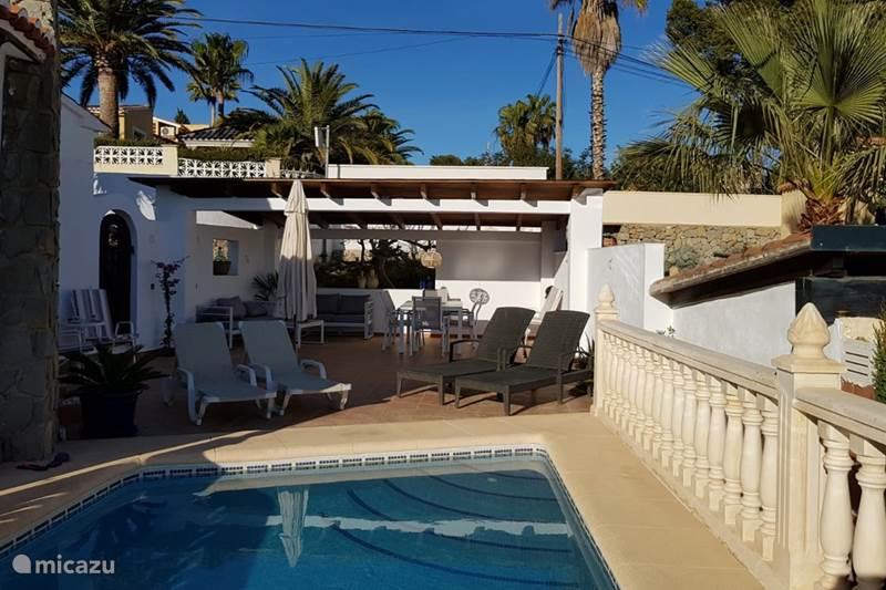 Vakantiehuis Spanje, Costa Blanca, Moraira Villa Villa Baladrar vlakbij Moraira