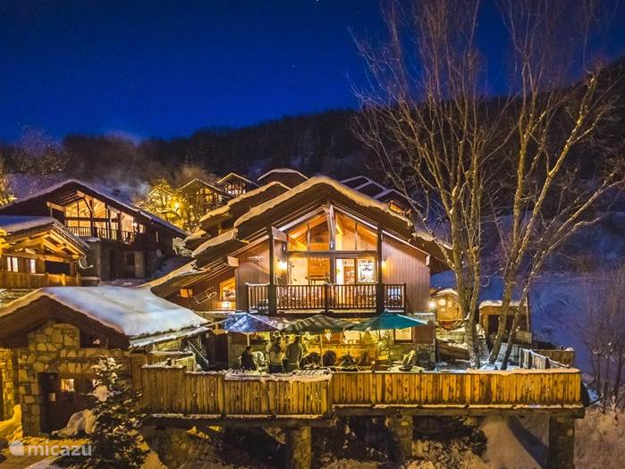 Vacation rental France, Savoie, Sainte-Foy-Tarentaise chalet Chalet Du Grand Col
