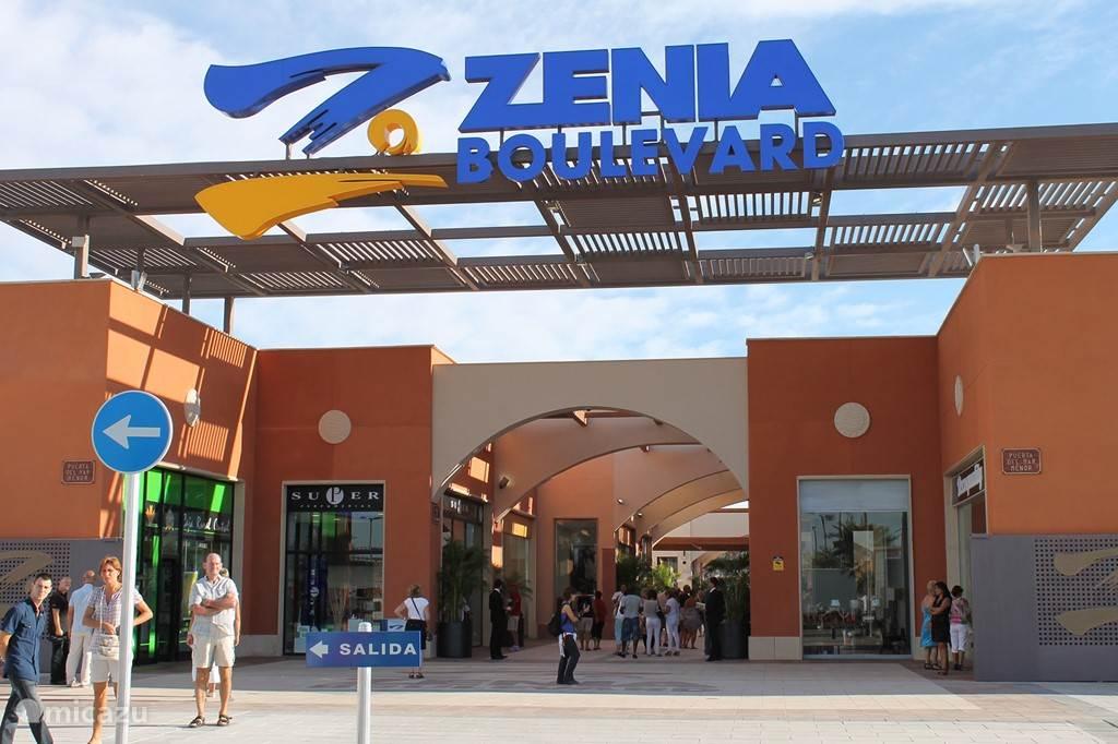 La Zenia Boulevard - (4 km)