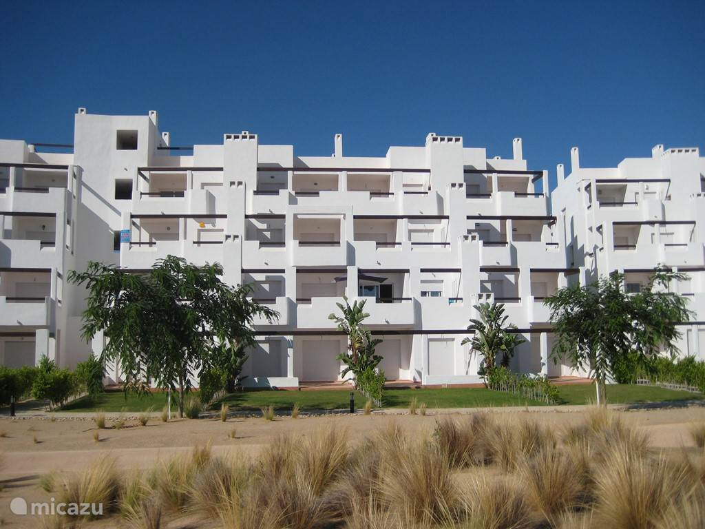 Vakantiehuis Spanje, Costa Cálida, Roldan appartement Appartement Las Terrazas