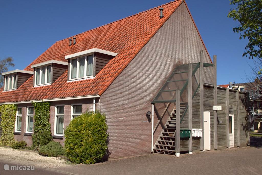 Appartementen gebouw met op de beganegrond Appart De Veerse Hoek 2A