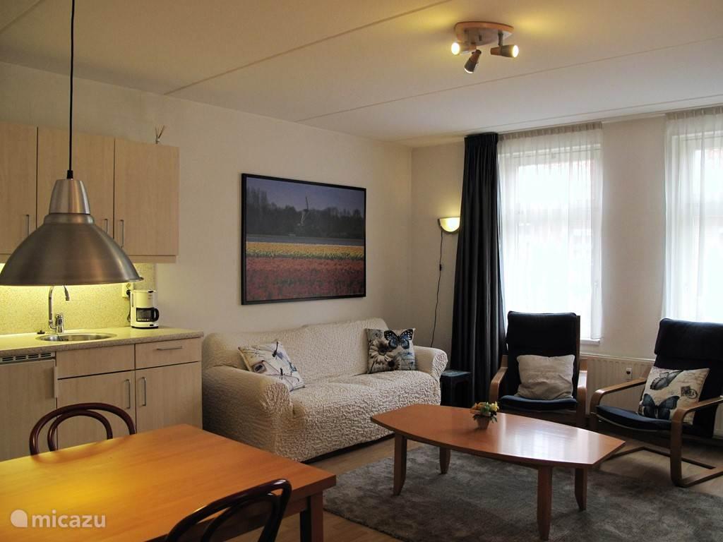 Vakantiehuis Nederland, Zeeland, Kortgene Appartement Appart De Veerse Hoek 2A