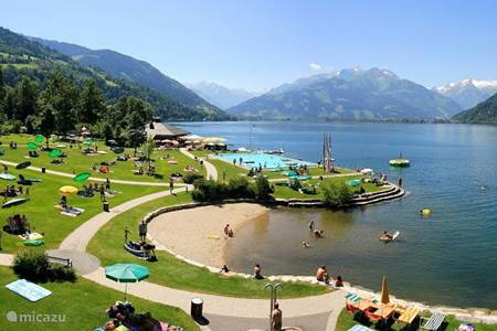 4 Seasons in Kaprun / Zell am See: Enjoy the lake