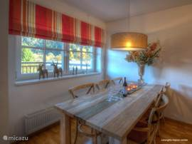 Appartement kaprun alpine resort top5 in kaprun salzburgerland oostenrijk huren - Zeer grote eettafel ...