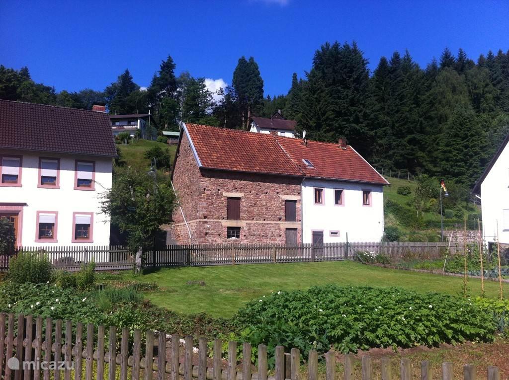 Vacation rental Germany, Eifel, Eisenschmitt Holiday house Eifel pleasure