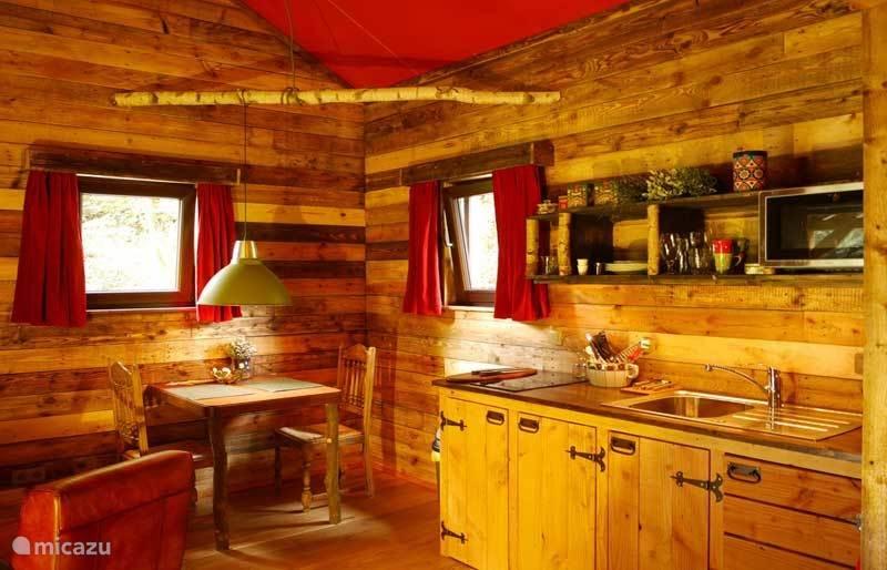 Cabane La Truite d'Argent