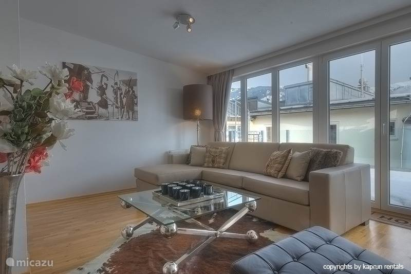 Rent penthouse Penthouse Zell am See Top8 in Kaprun ...
