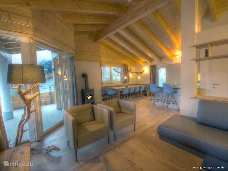 Vacation rental Austria, Salzburgerland, Zell am See  Penthouse Residenz Kitzsteinhornblick Top2