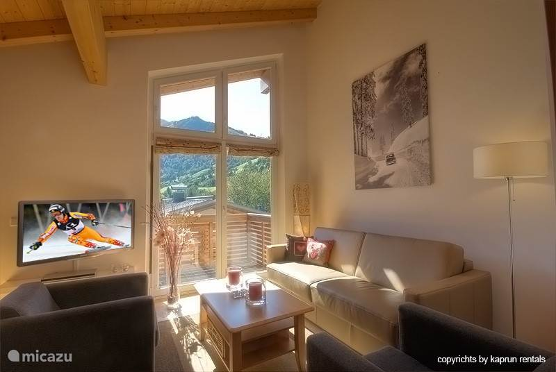 Vacation rental Austria, Salzburgerland, Kaprun Apartment Residenz Kitzblick Appartement Top7