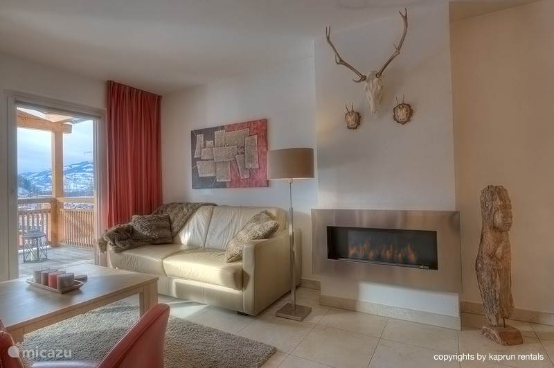 Vakantiehuis Oostenrijk, Salzburgerland, Kaprun Appartement Kaprun Style Apartment Top9