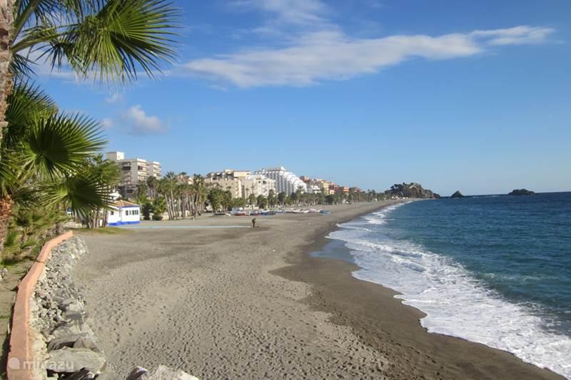 Vakantiehuis Spanje, Costa del Sol, Almunecar Vakantiehuis El Cason