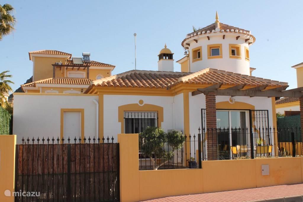 Vakantiehuis Spanje, Costa Cálida, Mazarrón Villa Casa Alegria