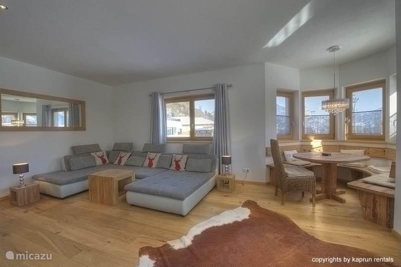 Vakantiehuis Oostenrijk, Salzburgerland, Zell am See Appartement Chalet Appartement Ski en Golf