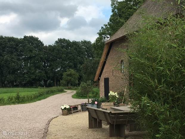 Vacation rental Netherlands, Gelderland, Voorst farmhouse Hoeve de Kempe