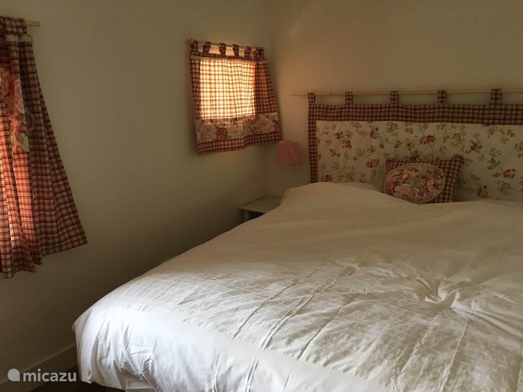 De Roos, slaapkamer op de begane grond