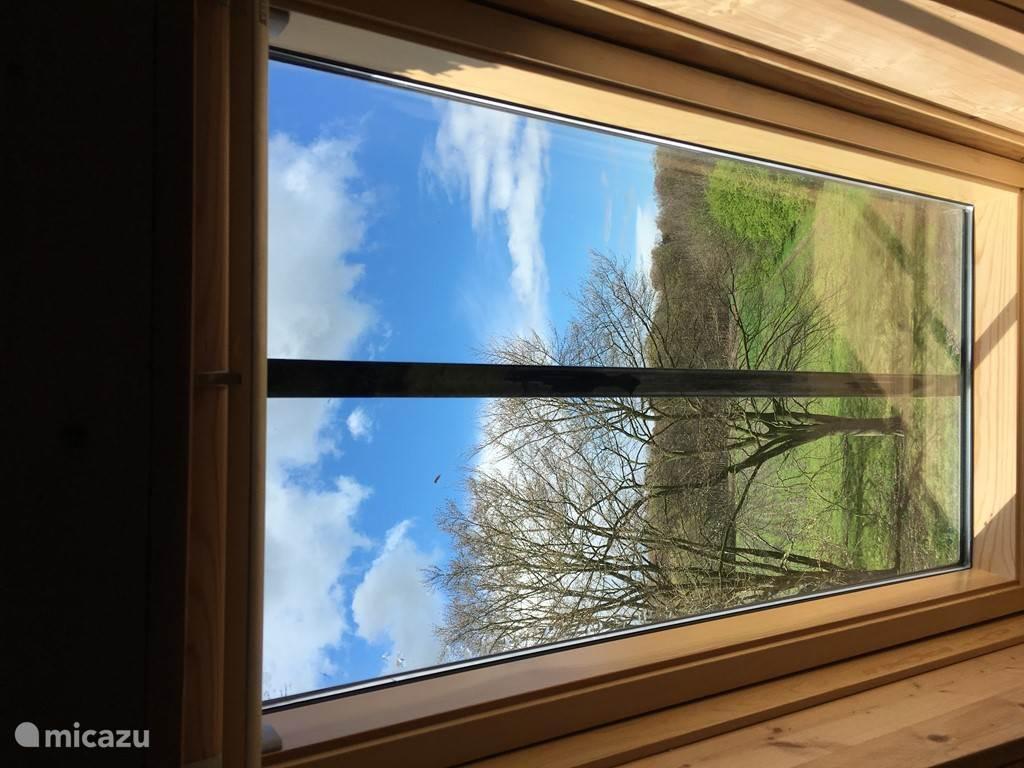 Vrij uitzicht, elk raam een schilderijtje
