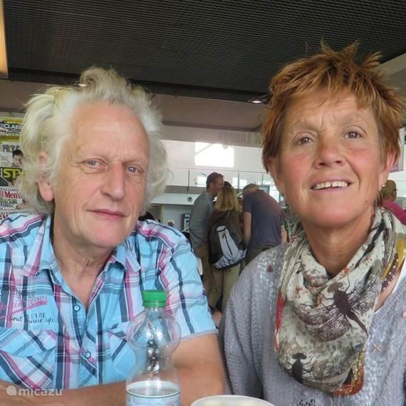 Joop en Ingrid Hochstenbach/Ernst
