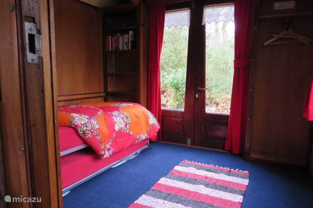 De slaapkamer met de natuur aan uw voeten