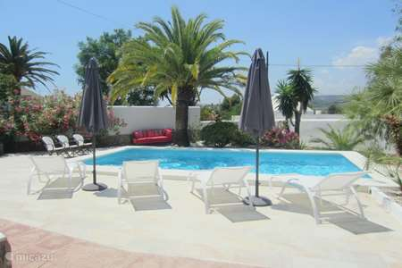 Vacation rental Spain, Costa Blanca, Moraira villa Casa Marcelo