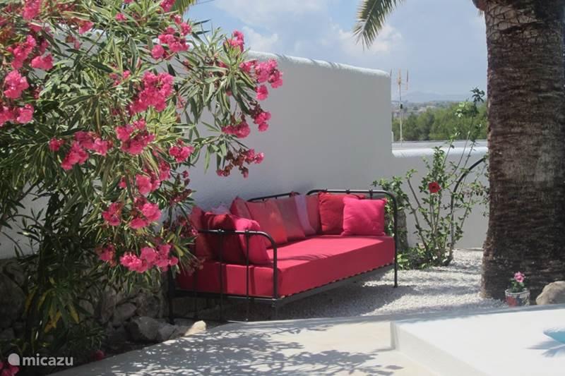Vakantiehuis Spanje, Costa Blanca, Moraira Villa Casa Marcelo