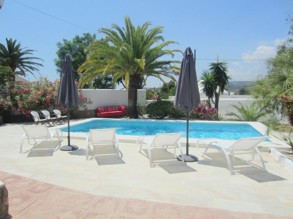 Charmante villa / 7 pers / Moraira / Costa Blanca / Spanje / Nu te huur voor 1000 euro per week vanaf 2/9 tot 9/9 - 9/9 tot 16/9 - 23/9 tot 30/9