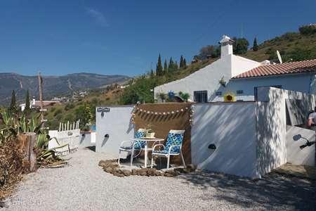 Vakantiehuis Spanje, Andalusië, Cómpeta villa Casita del Sol