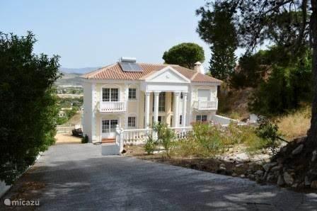 Vakantiehuis Spanje, Andalusië, Alhaurín de la Torre - appartement Villa Iacta
