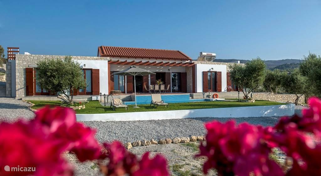 Vacation rental Greece, Crete, Kyrianna Villa Villa Kyria
