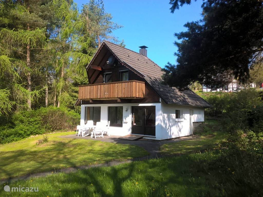 Vakantiehuis Duitsland, Sauerland, Frankenau vakantiehuis 'BOSRIJK' LUXE KINDVRIENDELIJK HUIS!