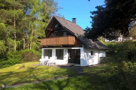 Vacation rental Germany, Sauerland, Frankenau holiday house 'BOSRIJK' Kindvr. Comfort. Baby provision