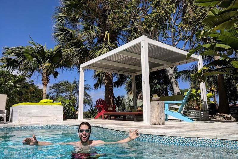 Vakantiehuis Aruba, Centraal Aruba, Santa Cruz Villa Villa Luna LLena
