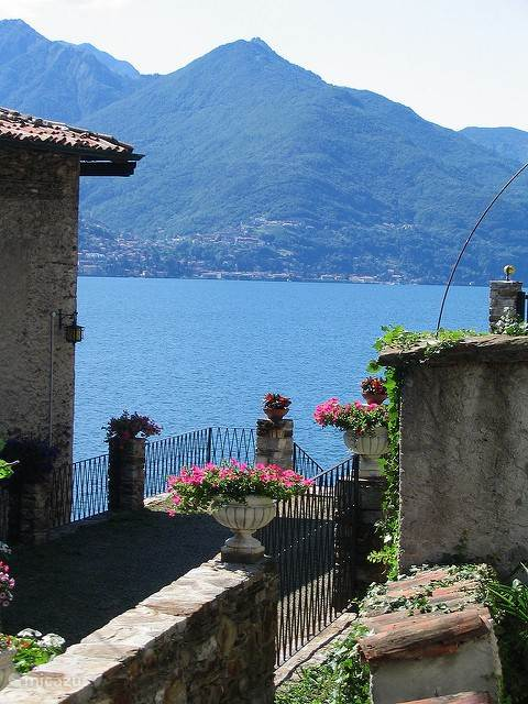 Vacation rental Italy, Lake Como, Pianello del Lario Holiday house Casa della Poncia