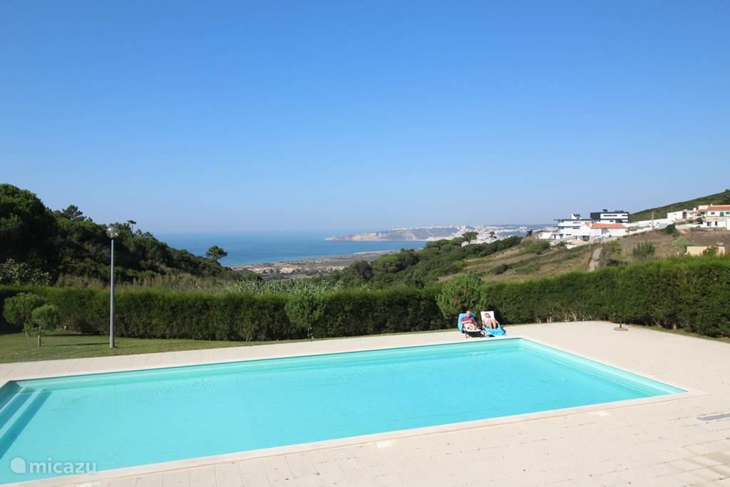 Vakantiehuis Portugal, Costa de Prata, Nazaré Bed & Breakfast As Ondas