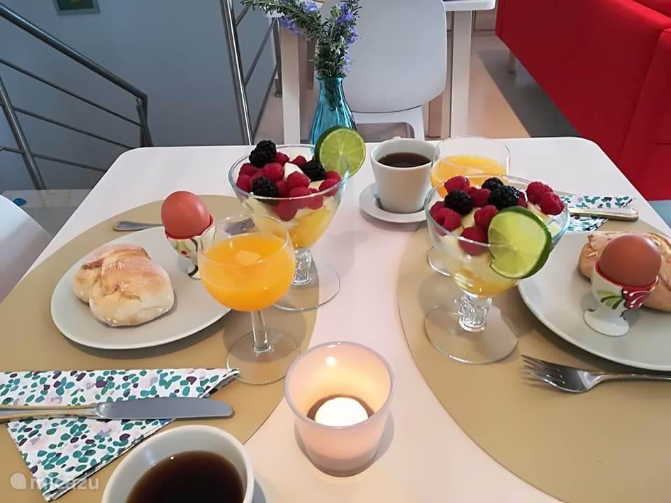 Ontbijt (voorbeeld)