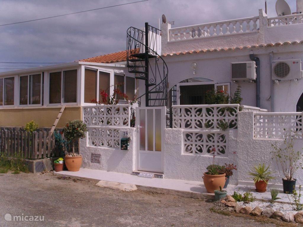 Vakantiehuis Spanje, Costa Blanca, Torrevieja vakantiehuis Casa Mariposa
