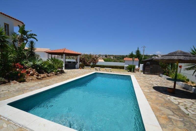 Vakantiehuis Portugal, Algarve, Albufeira vakantiehuis CasaQuatroVentos  zee/privé zwembad