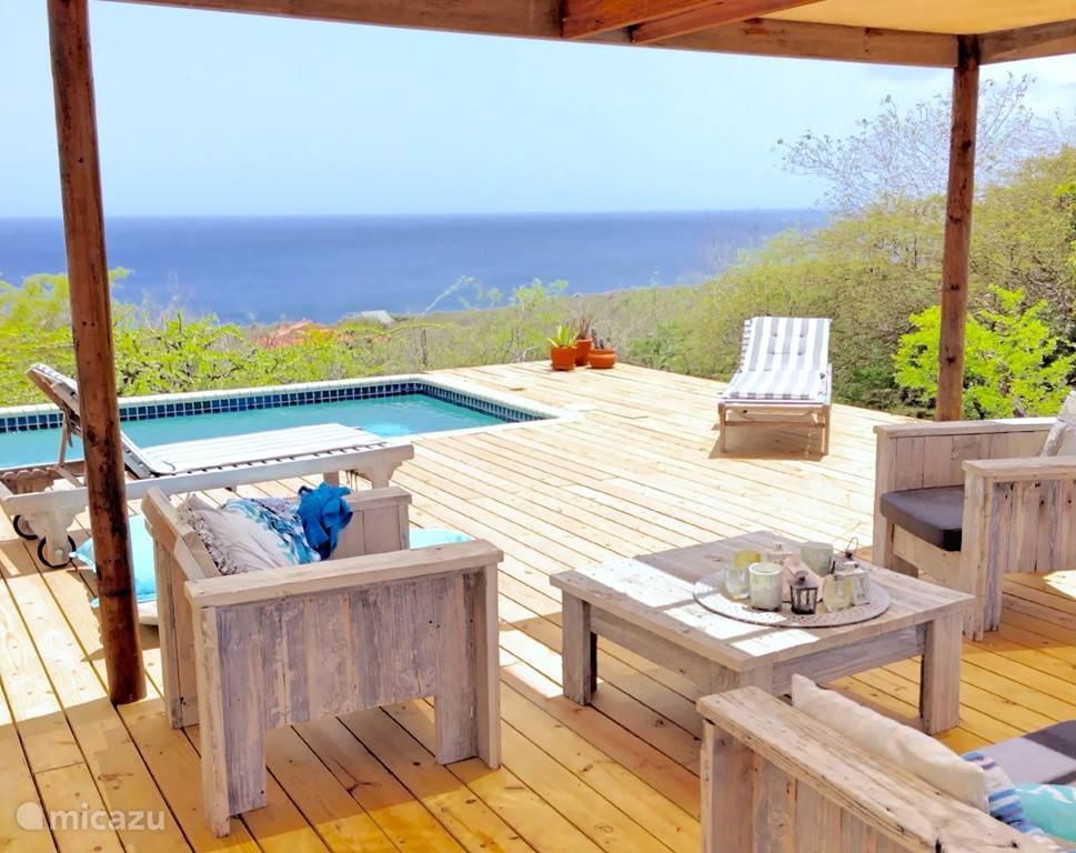 Vacation rental Curacao, Banda Abou (West), Coral-Estate Rif St.marie villa Vista Azul