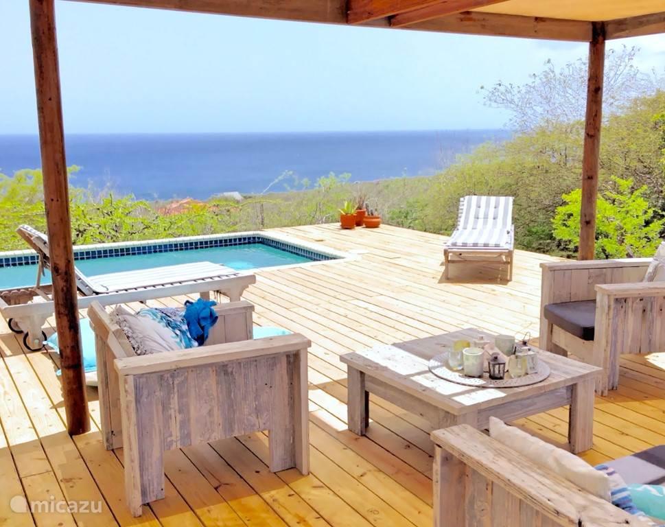 Vakantiehuis Curacao, Banda Abou (west), Coral-Estate Rif St.marie Villa Vista Azul