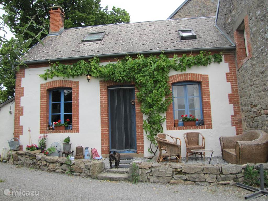 Vacation rental France, Limousin, Mainsat holiday house Soubre 18