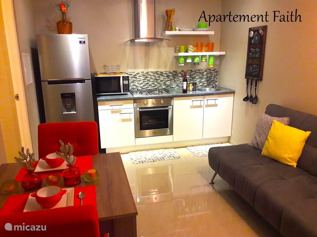 KDF Apartments ... voelt u thuis