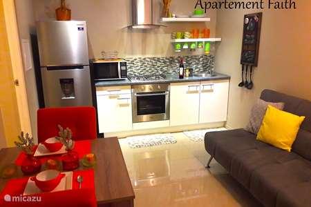 Vacation rental Curaçao, Curacao-Middle, Abrahamsz apartment KDF Apartments