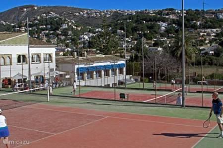 Tennispark Moraira