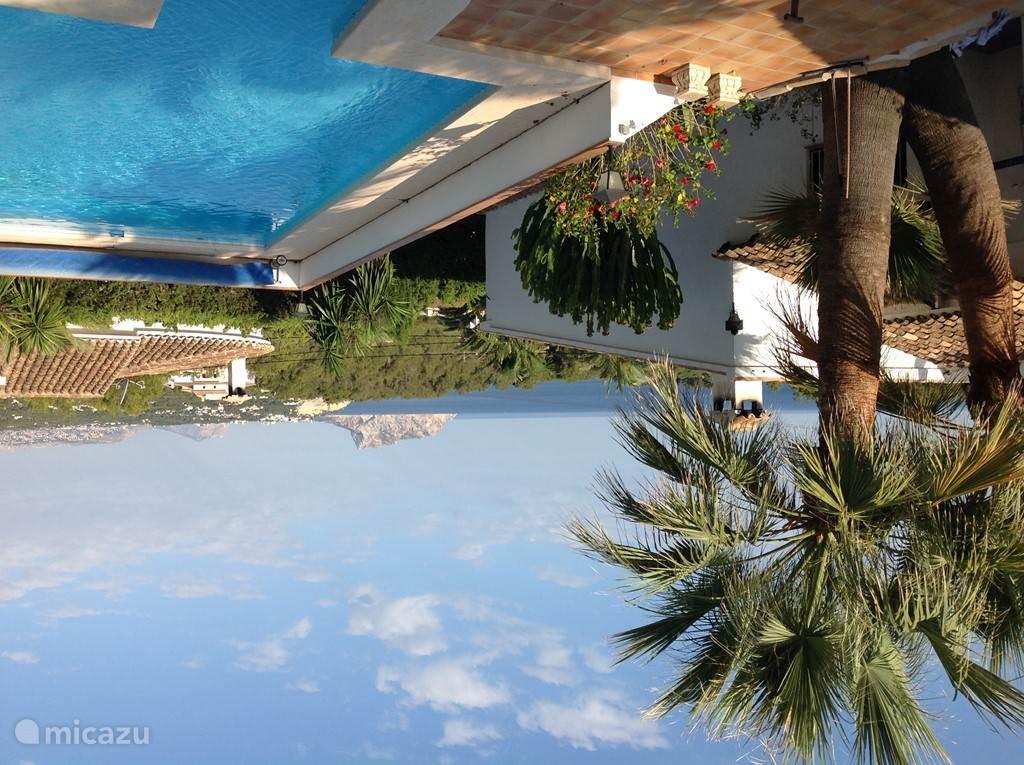 Vakantiehuis Spanje, Costa Blanca, Moraira vakantiehuis Epilibra