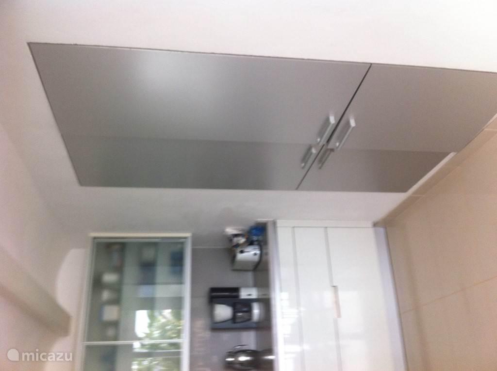Keuken bovenwoning