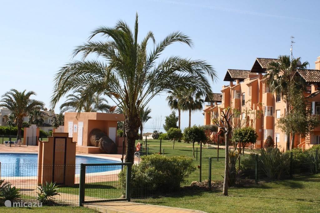 Vakantiehuis Spanje, Andalusië, Casares Costa appartement VIAvanerp